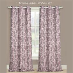 Tamara Grommet Curtain Pair Lilac