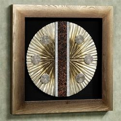 Cohesion Wall Plaque Art