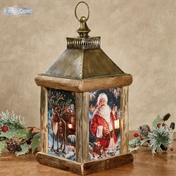 The Enchanted Holiday Lantern Multi Warm