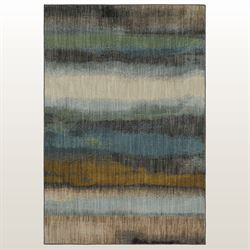 Asgard Rectangle Rug Multi Earth