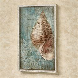 Bermuda II Framed Wall Art Sign Multi Cool