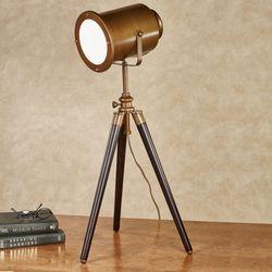 Desmond Tripod Table Lamp Espresso