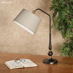 Hamilton Table Lamp Burnished Bronze