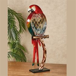 Perpetua Parrot Fan Multi Bright
