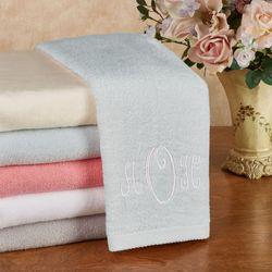 Candy Bath Towel Pastel Blue