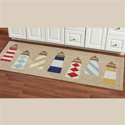 Lighthouse Rug Runner Natural 23 x 6