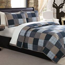 Ridgecrest Quilt Set Multi Warm