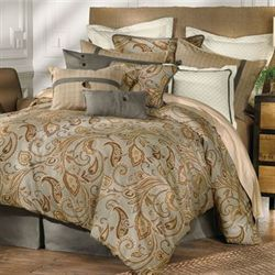 Piedmont Comforter Set Light Taupe