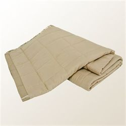 Cozy Night Down Alternative Blanket Tan