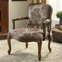Kori Accent Chair Natural Cherry