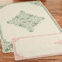 Countess Scroll Rectangle Rug