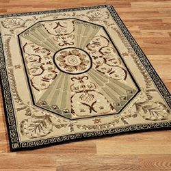 Imperial Palace Area Rug Beige