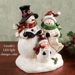 Spirit of Harmony Snowman Accent
