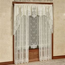Heirloom Tailored Sheer Panel