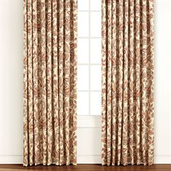 Monique Pinch Pleat Drape Pair