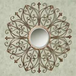 Perlita Mirrored Wall Acce