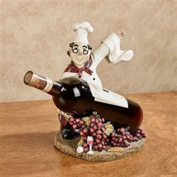 Ready for Wine Chef Wine Bottle Holder Port