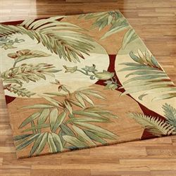 Breezes Rectangle Rug