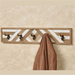Cedric Wall Hook Rack Multi Warm