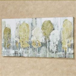 Fall Forest Canvas Wall Art Multi Cool