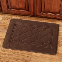 Microban Memory Foam Bath Accent Mat 24 x 17