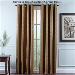 Portland Grommet Curtain Panel