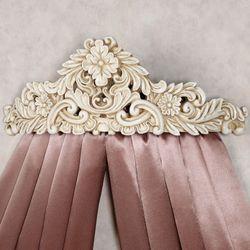 Viviana Wall Teester Bed Crown