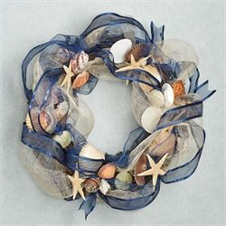 Ship to Shore Wreath Multi Cool