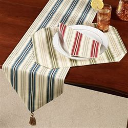 Kimberly Stripe Table Runner 12 X 72