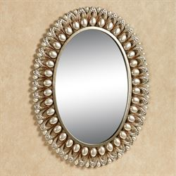 Julietta Wall Mirror Champagne Gold