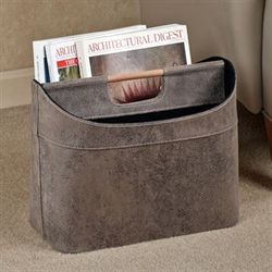 Nexus Magazine Holder Dark Gray