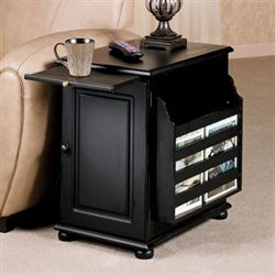 Auston Magazine End Table