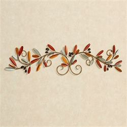 Fall Medley Wall Grille Multi Warm
