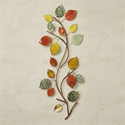 Autumn Array Wall Art Multi Earth