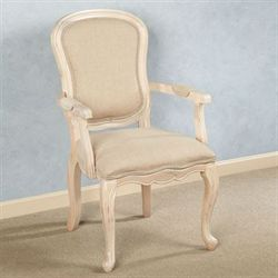Evelyn Accent Chair Antique White