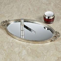 Corliss Vanity Tray Silver