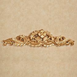 Valicity Floral Topper Gold