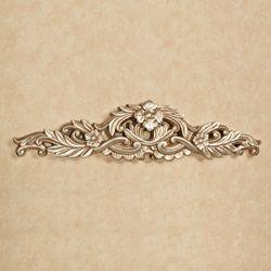 Vania Floral Topper Platinum