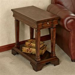 Maroa Side Table Natural Cherry