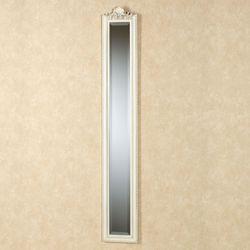 Larissa Wall Mirror Panel Ivory