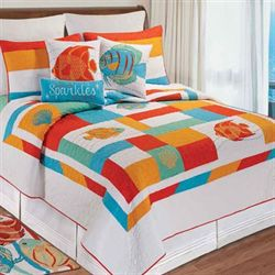 South Seas Quilt Multi Bright