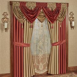 Cambridge Classics Tailored Curtain Pair 84 X