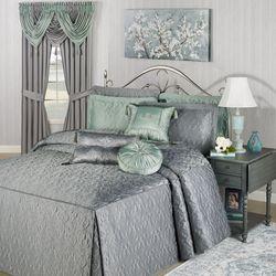 Cambridge Classics Grande Bedspread Gray