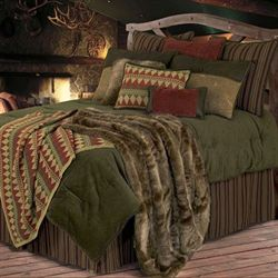 Wilderness Ridge Comforter Bed Set Cypress