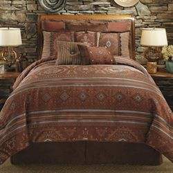 High Plains Comforter Set Port