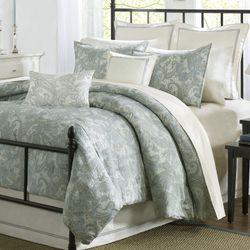 Chelsea Comforter Set Ivory