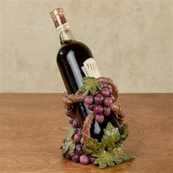 Grape Harvest Wine Bottle Holder Sangria