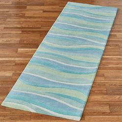 Seascapes Rug Runner Multi Cool 23 x 76