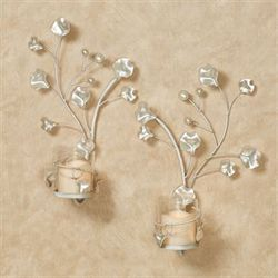 Pearlyssa Wall Sconces Set of Two