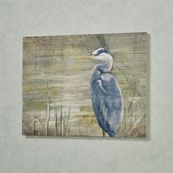 Blue Heron Wall Plaque Multi Cool